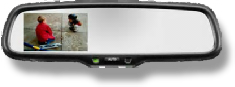 Gentex Mirror Monitor Systems